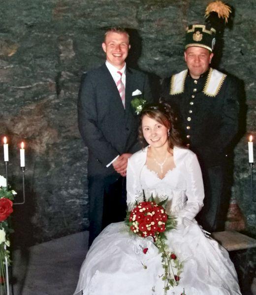 Hochzeit im Berg